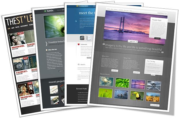 WebdesignExamples Website Design