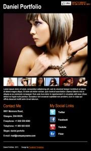 photo portfolio 180x300 Facebook Marketing